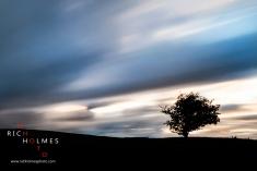 Weaver Landscape, Weaver Hills, Staffordshire, UK. 30th July 2017.