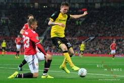 Manchester United vs Burton Albion, 20th September 2017. Photo by Richard Holmes.