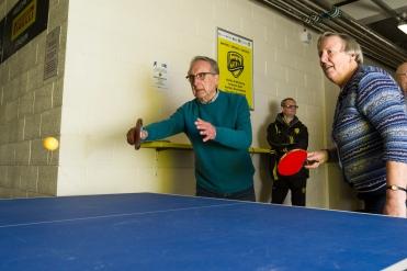 Golden Goal. Burton Albion Community Trust, 7th February 2018. Photo by Richard Holmes.